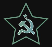 teal cccp by juutin