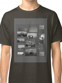 B&W Commissioning USS North Carolina  (SSN-777) Classic T-Shirt