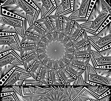 Combo #B, Experimentalism Series by Brock Springstead