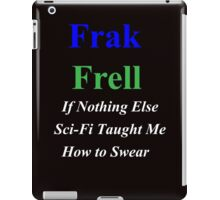 Frak vs. Frell iPad Case/Skin