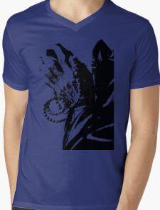 Prayer Hands Mens V-Neck T-Shirt