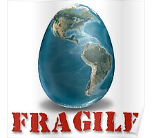 Earth-Fragile Poster