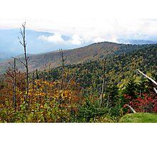 Smoky Mountain Photographic Print