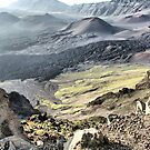 Haleakala Crater, Maui, Hawaii by Teresa Zieba