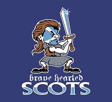 Brave Fighting Scots Unisex T-Shirt