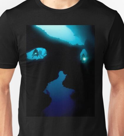 Cathedral at Pescador Island Unisex T-Shirt