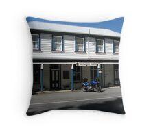 Wimbledon Tavern Throw Pillow