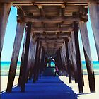 Grange Jetty, cross processed by Elana Bailey