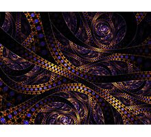 Crazy About Ribbons Photographic Print
