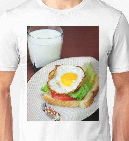 The Breakfast Unisex T-Shirt