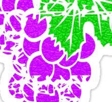 Keinage - Fruit Paradise - Grapes Sticker