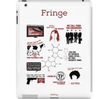 Fringe Quotes iPad Case/Skin