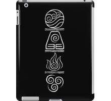 Avatar- The Four Elements iPad Case/Skin