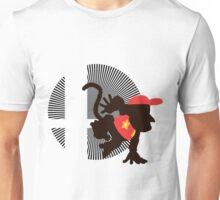 Diddy Kong - Sunset Shores Unisex T-Shirt