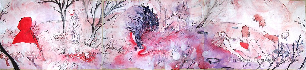 Wolves and Ghosts by Chelsea Greene Lewyta
