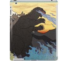Godzilla - King of the Monsters iPad Case/Skin