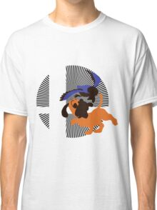 Duck Hunt - Sunset Shores Classic T-Shirt