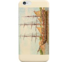 Bounty II - Passing By iPhone Case/Skin