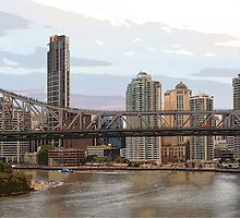 Story Bridge by Peter Ford