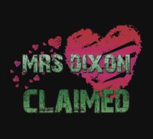 The Walking Dead - Mrs Dixon 3 by andrewstames