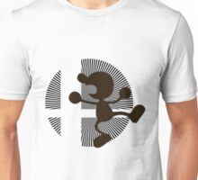 Mr. Game & Watch - Sunset Shores Unisex T-Shirt