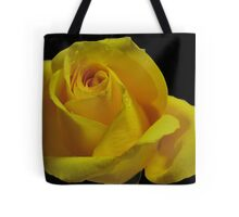 The Breast Cancer Rose Tote Bag