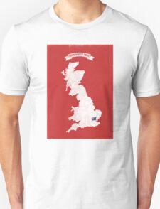 Home Sweet Home - Arsenal FC Unisex T-Shirt