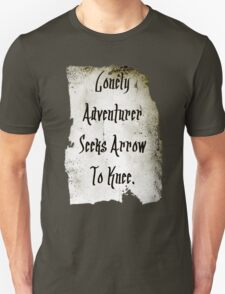 Lonely Adventurer T-Shirt
