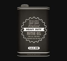 Millers Chop Shop Oil Can Unisex T-Shirt