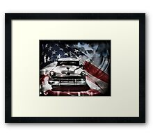 See The USA In Your Chevrolet Framed Print