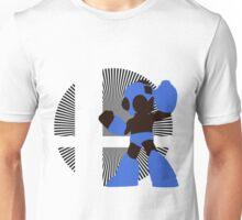 Mega Man - Sunset Shores Unisex T-Shirt