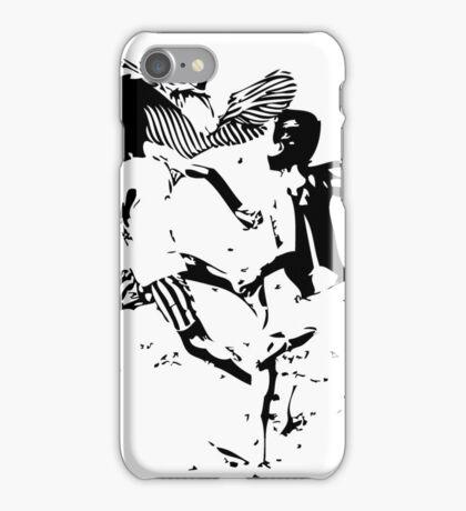 Soccer game iPhone Case/Skin