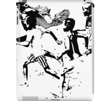 Soccer game iPad Case/Skin