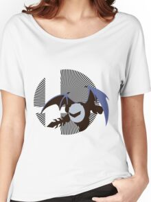 Meta Knight - Sunset Shores Women's Relaxed Fit T-Shirt