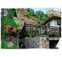 A country house in rural Bulgaria Poster