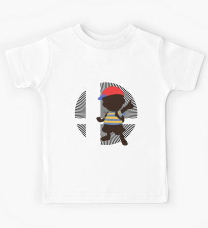 Ness - Sunset Shores Kids Tee