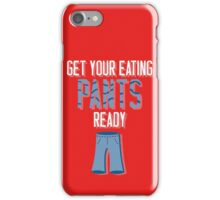 Eating Pants iPhone Case/Skin