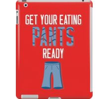 Eating Pants iPad Case/Skin