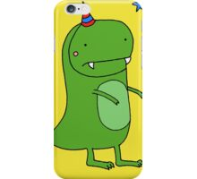 Dinosaur Dave's Birthday iPhone Case/Skin