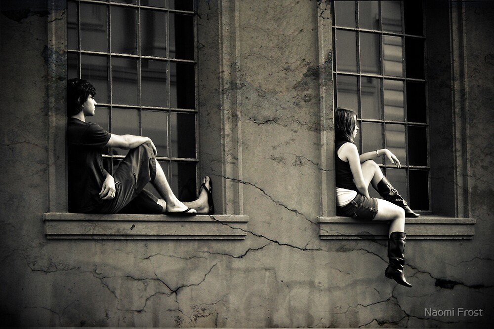 Teenage Angst by Naomi Frost