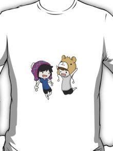 AmazingPhil and Danisnotonfire T-Shirt