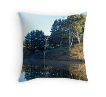 Tranquility in the Adelaide Hills Throw Pillow