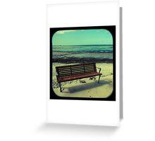 Sit Greeting Card