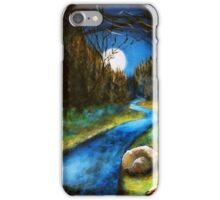 Silent Night iPhone Case/Skin
