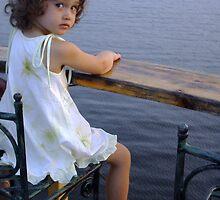 Little girl by mishmurok