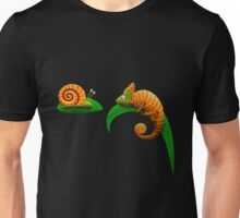 Snail and Chameleon T-Shirt