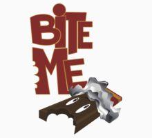 Bite Me - Chocolate Bar (2) Kids Clothes
