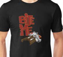 Bite Me - Chocolate Bar (2) Unisex T-Shirt
