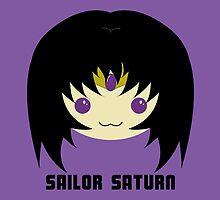 Sailor Saturn  by sunnehshides
