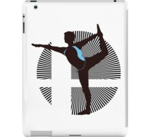 Wii Fit Trainer (Male) - Sunset Shores iPad Case/Skin